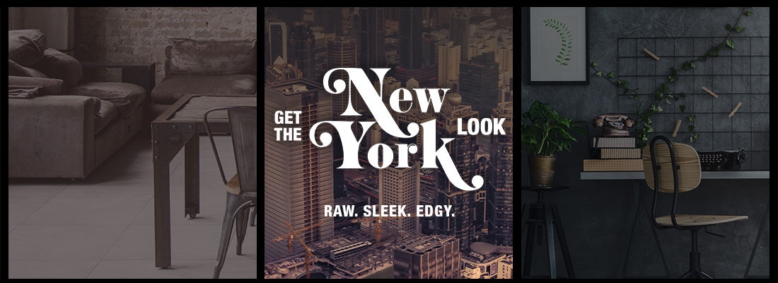 Get the New York Look