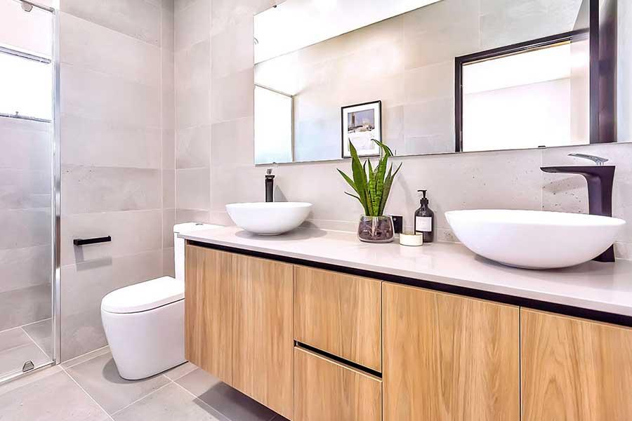 Hammond Park Development - Interior bathroom photo