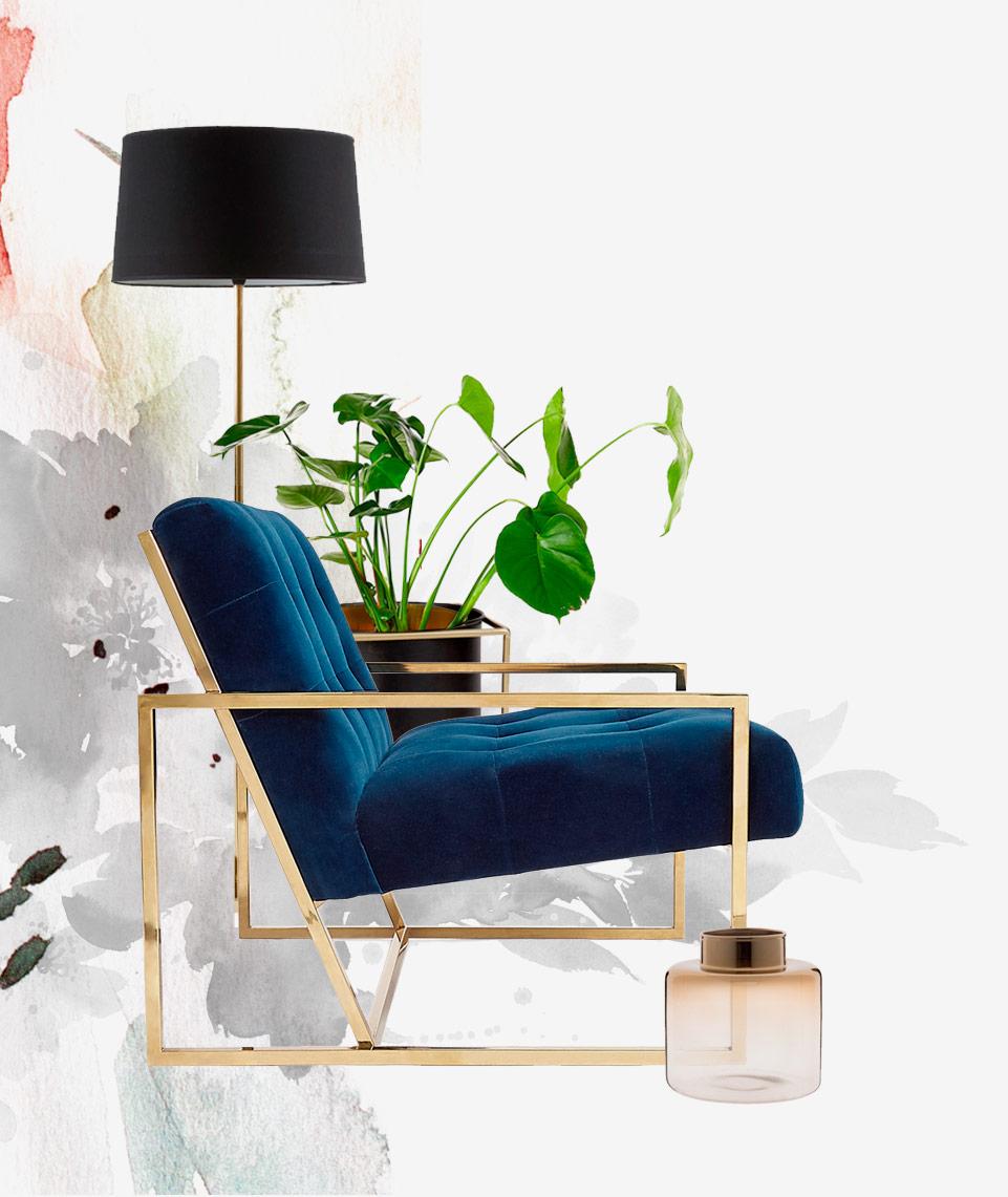modern luxe interior