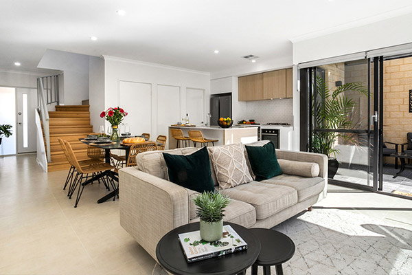 Willetton display home