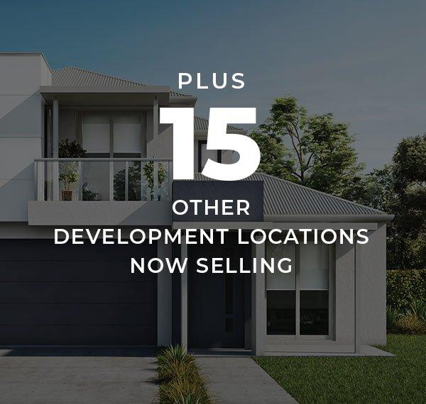 15 other development locations