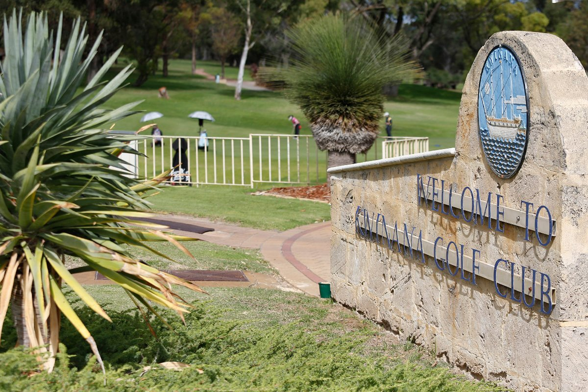 Kwinana Golf Clue